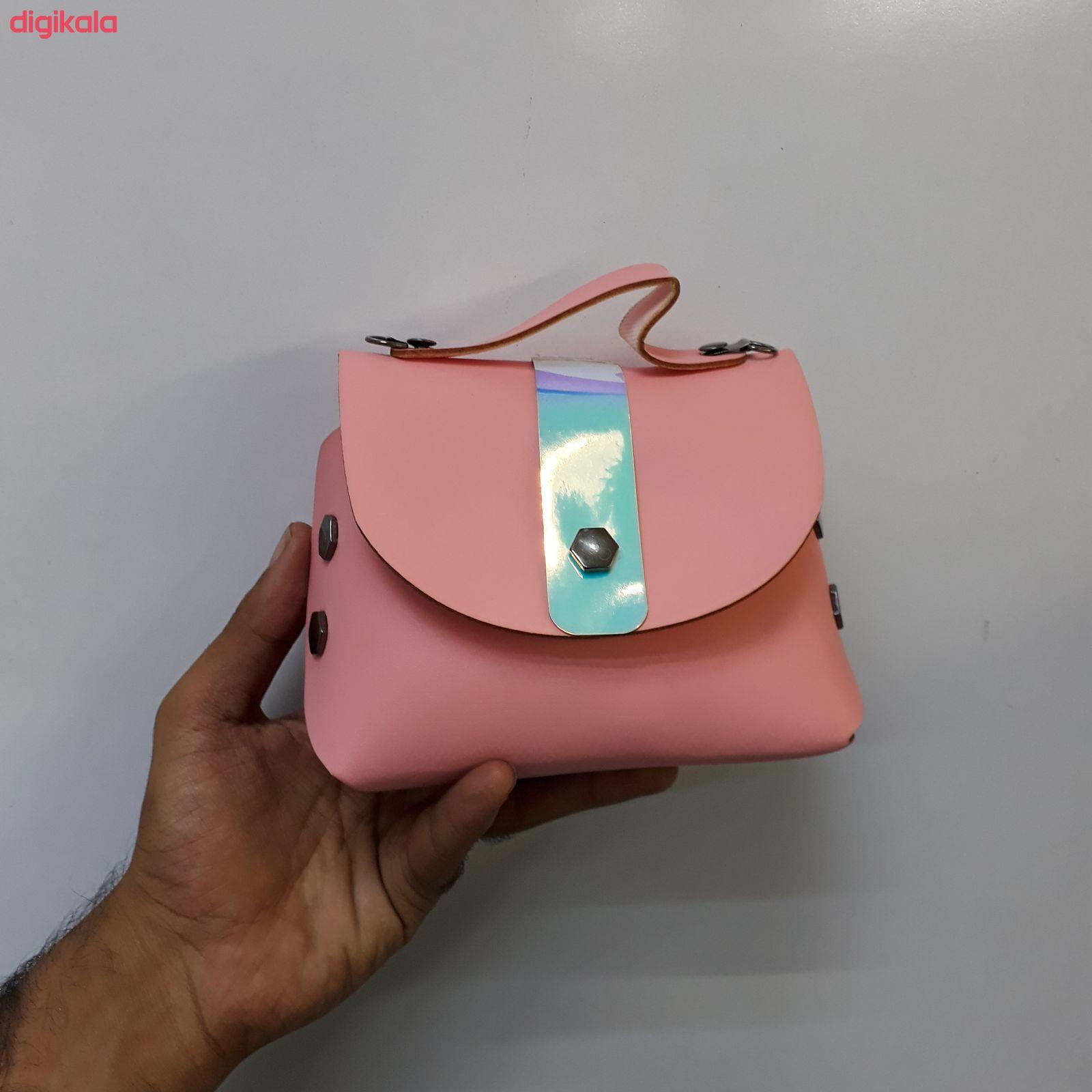 کیف دوشی دخترانه مدل n090 main 1 6