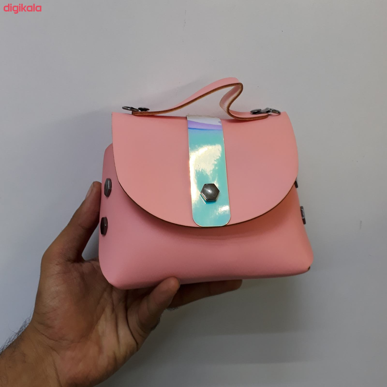 کیف دوشی دخترانه مدل n090 main 1 7