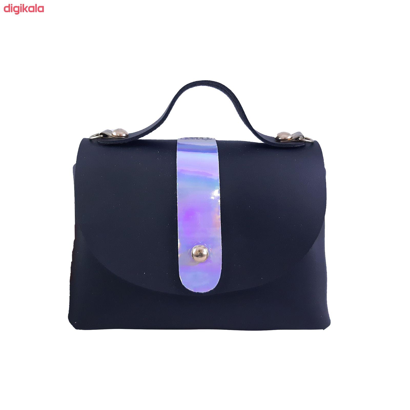کیف دوشی دخترانه مدل n090 main 1 9