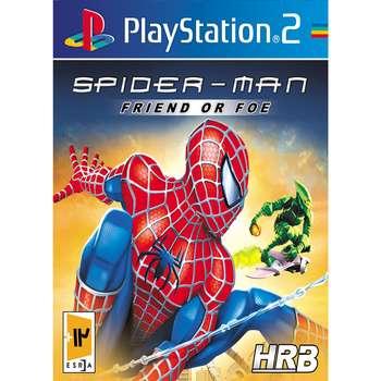 بازی Spider-Man: Friend or Foe مخصوص PS2