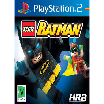 بازی The Lego Batman مخصوص PS2