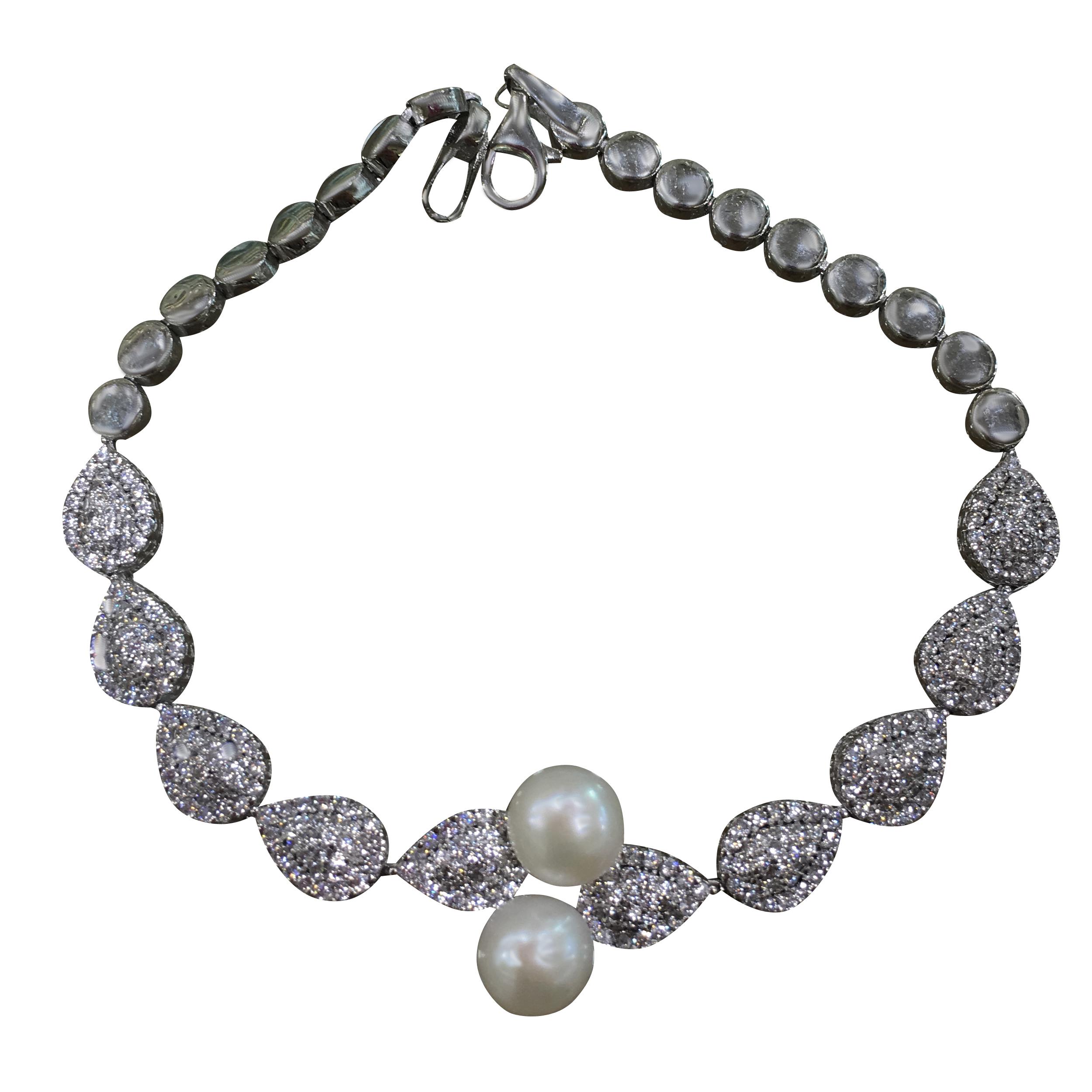 دستبند نقره زنانه مدل TG957