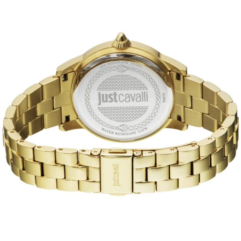 ساعت مچی عقربه ای زنانه جاست کاوالی مدل JC1L006M0095