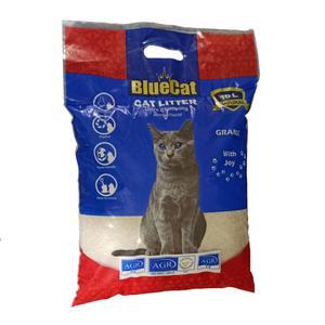 خاک بستر گربه بلوکت مدل Bl_9 وزن ۹ کیلوگرم