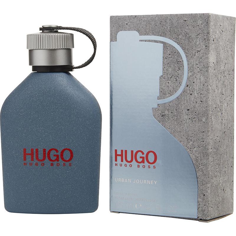 ادو تویلت مردانه هوگو باس مدل Hugo Urban Journey حجم 125 میلی لیتر