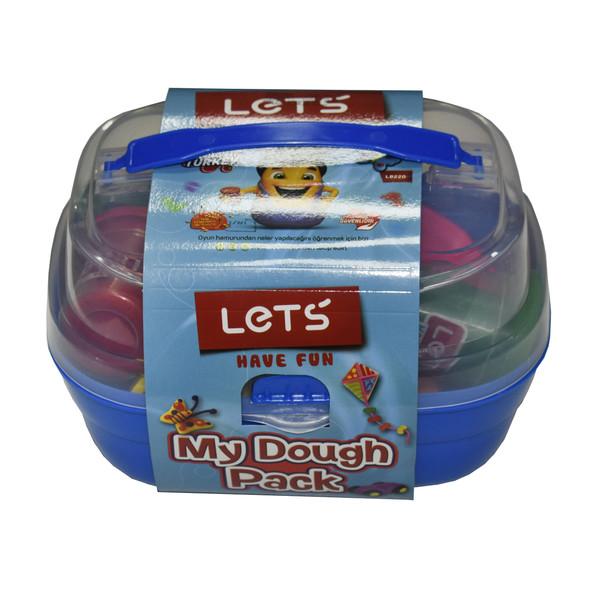 خمیر بازی لتس کد L2220