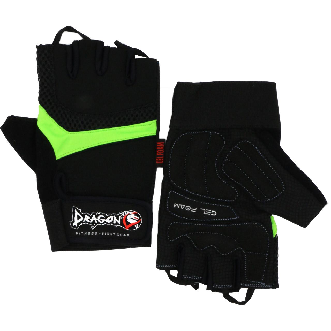 دستکش بدنسازی دراگون دو مدل Body 41