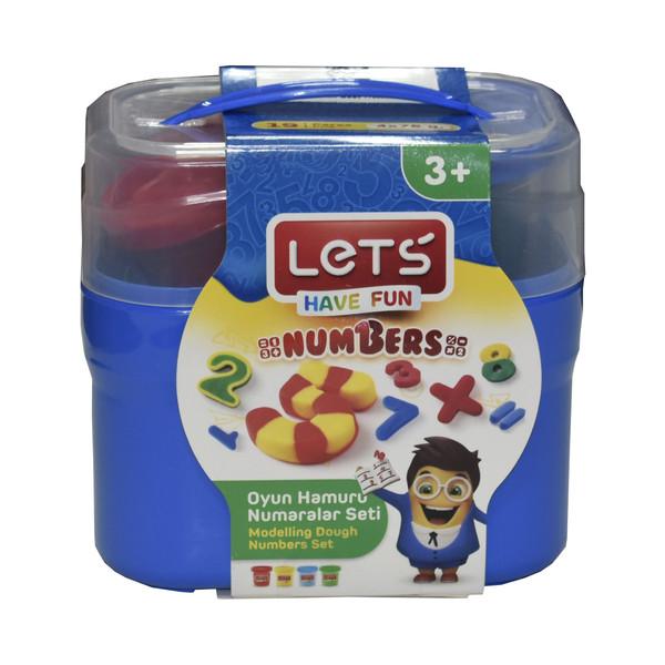 خمیر بازی لتس کد L8497