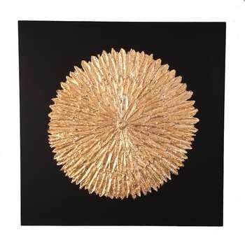 تابلو نقاشی طرح خورشید مدل ۰۰۲