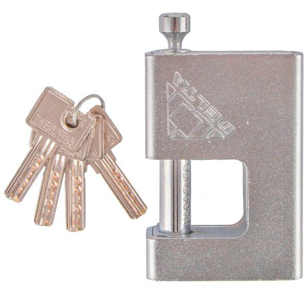 قفل کتابی دلتا مدل A1000-98