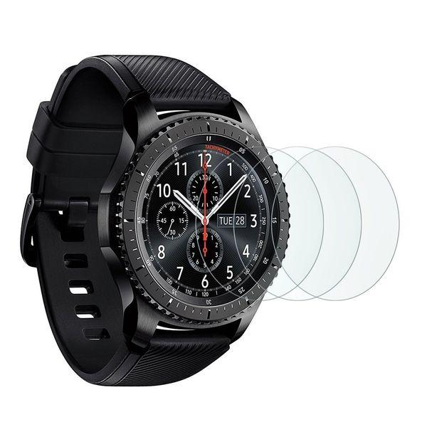 محافظ صفحه نمایش کوتتسی مدل 3D Glass مناسب برای ساعت هوشمند سامسونگ مدل Gear S3