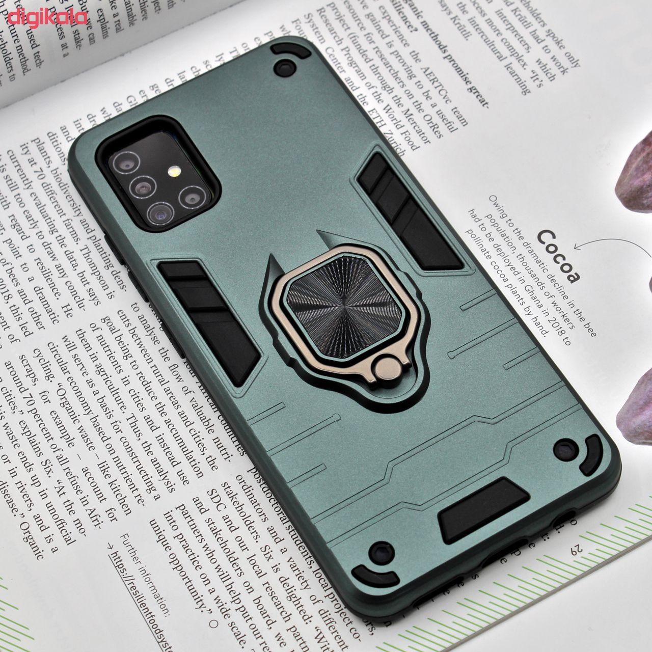 کاور کینگ پاور مدل ASH22 مناسب برای گوشی موبایل سامسونگ Galaxy A51 main 1 5