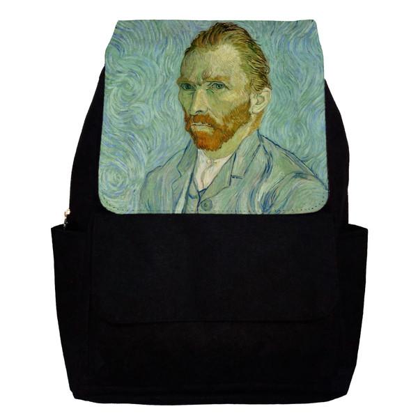 کوله پشتی طرح Van Gogh مدل G11