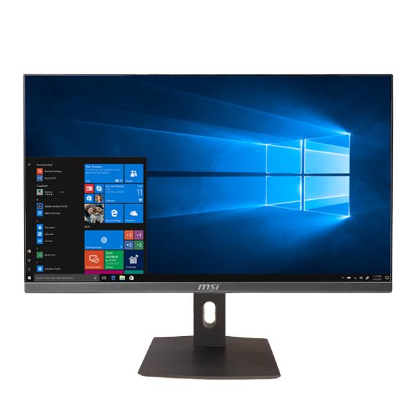 کامپیوتر همه کاره 24 اینچی ام اس آی مدل Pro 24 X - Riser - M