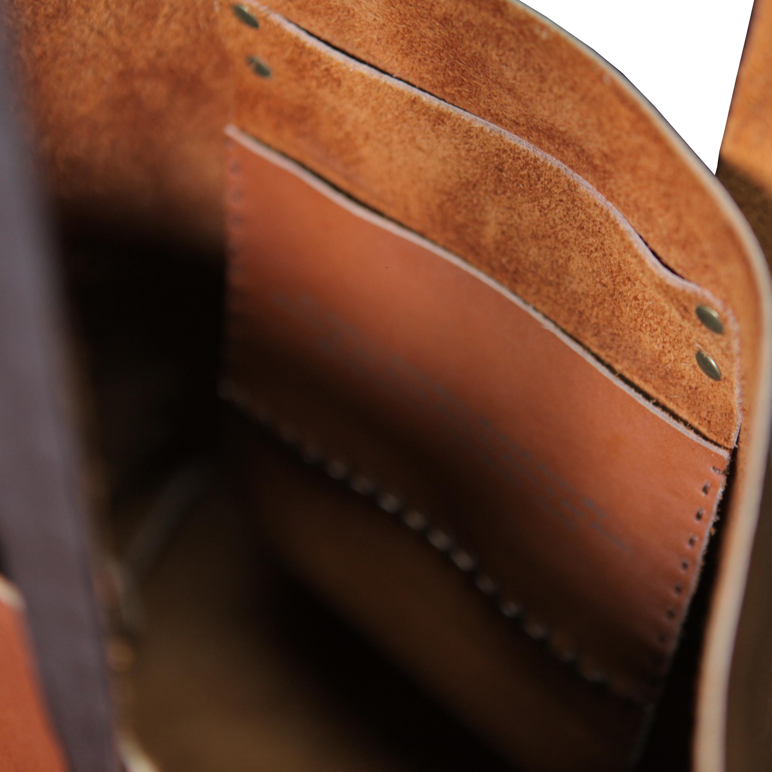 کیف دوشی زنانه انارلدر مدل کارینا2