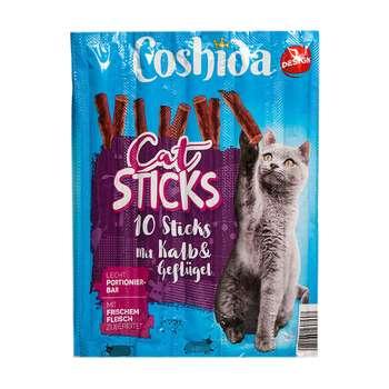 غذای تشویقی گربه کوشیدا مدل kalb & deflugel وزن 25 گرم بسته 5 عددی