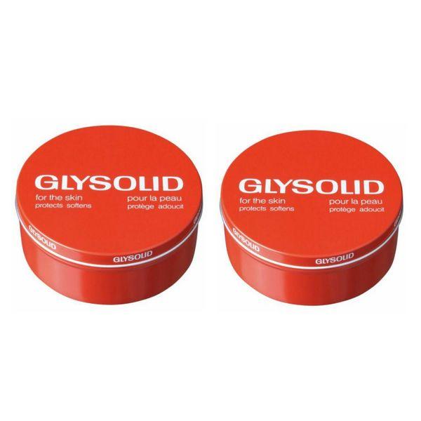 کرم مرطوب کننده گلیسولید مدل Soft حجم 250 میلی لیتر مجموعه 2 عددی