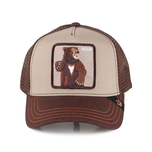 کلاه کپ مردانه گورین براز مدل Bear-0010