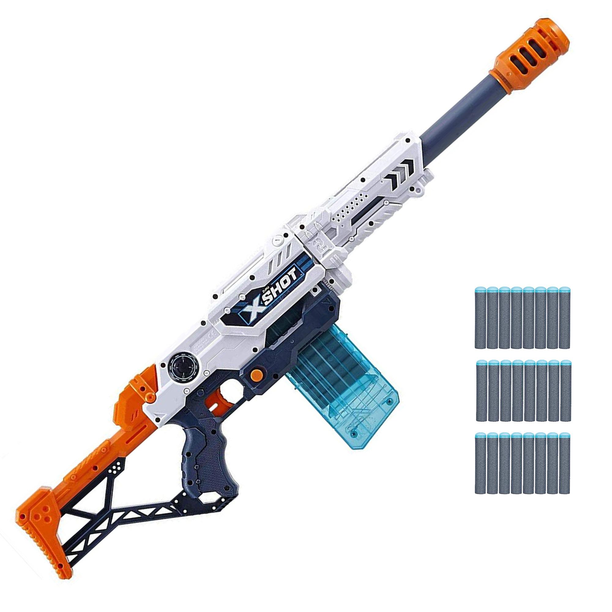 خرید                     تفنگ بازی زورو سری X-Shot مدل Max Attack