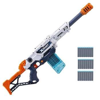 تفنگ بازی زورو سری X-Shot مدل Max Attack