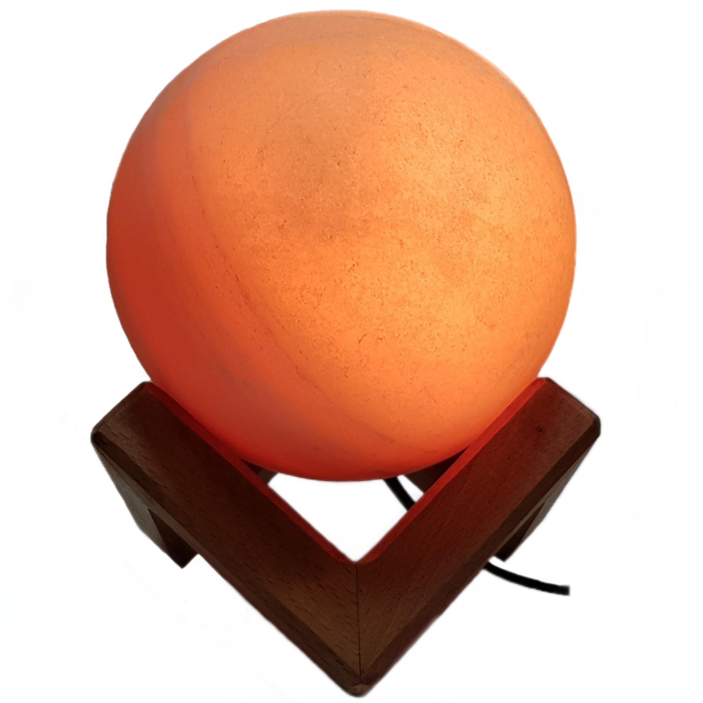 چراغ خواب سنگ نمک مدل EESS05p