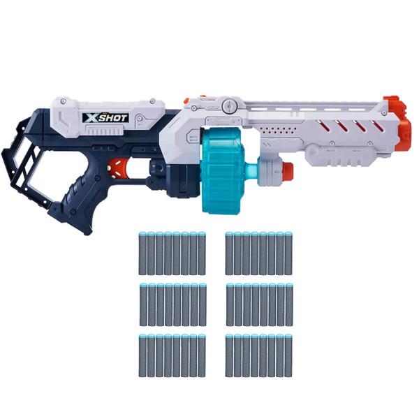 تفنگ بازی زورو سری X-Shot مدل Turbo Fire