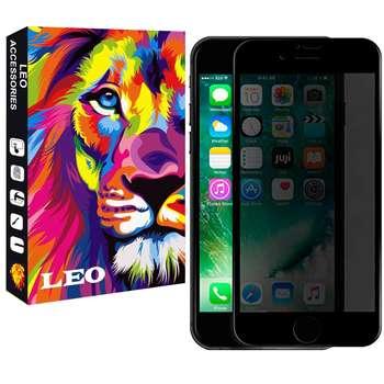محافظ صفحه نمایش حریم شخصی لئو مدل GPLI7-1 مناسب برای گوشی موبایل اپل IPHONE 7/8