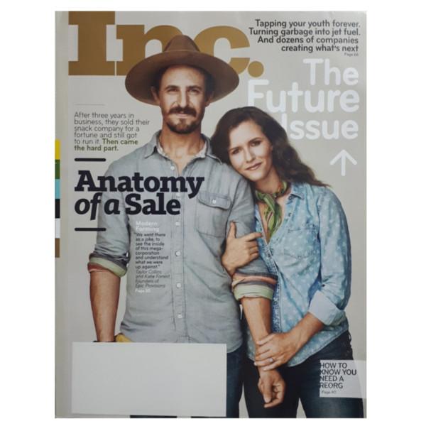 مجله آي ان سي نوامبر 2018