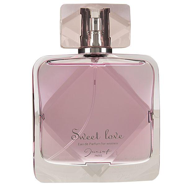 ادو پرفیوم زنانه ژک ساف مدل Sweet Love حجم 100 میلی لیتر