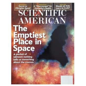 مجله ساینتیفیک امریکن آگوست 2016