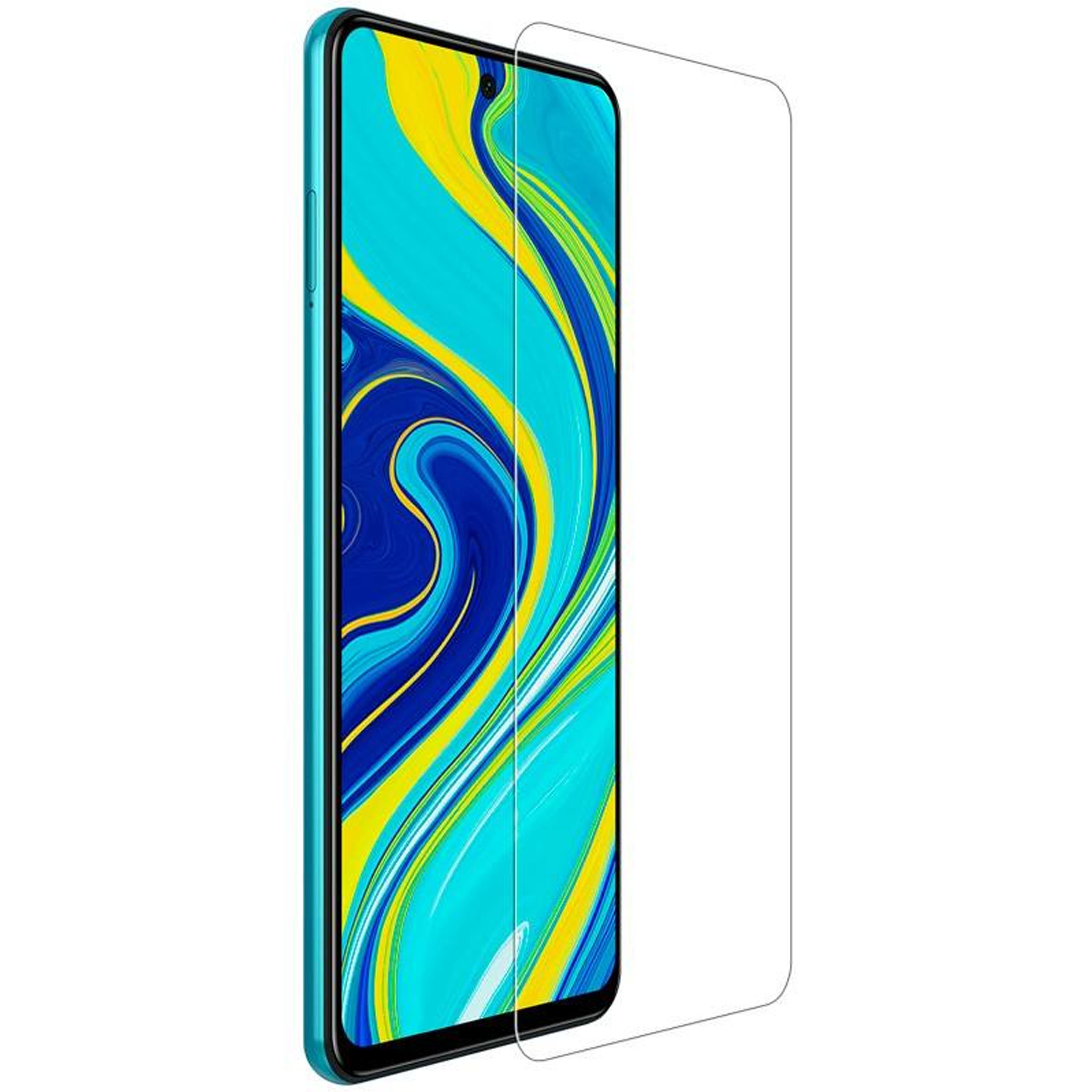 محافظ صفحه نمایش کوالا مدل SDK-002 مناسب برای گوشی موبایل شیائومی Redmi Note 9S              ( قیمت و خرید)