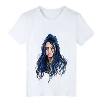 تی شرت زنانه طرح بیلی ایلیش کد S001