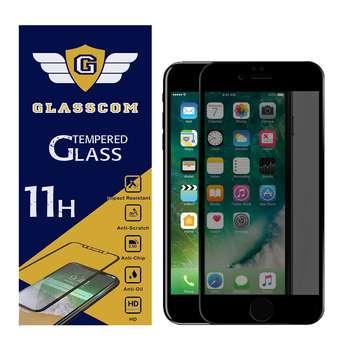 محافظ صفحه نمایش حریم شخصی گلس کام مدل GC-7PV مناسب برای گوشی موبایل اپل iPhone 7