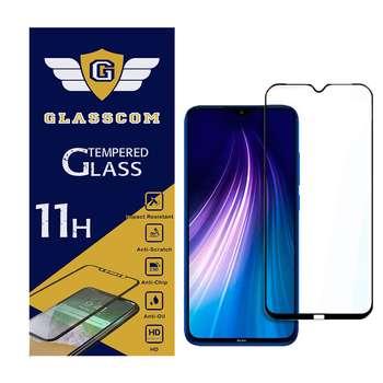 محافظ صفحه نمایش گلس کام مدل GC-R8 مناسب برای گوشی موبایل شیائومی Redmi Note 8
