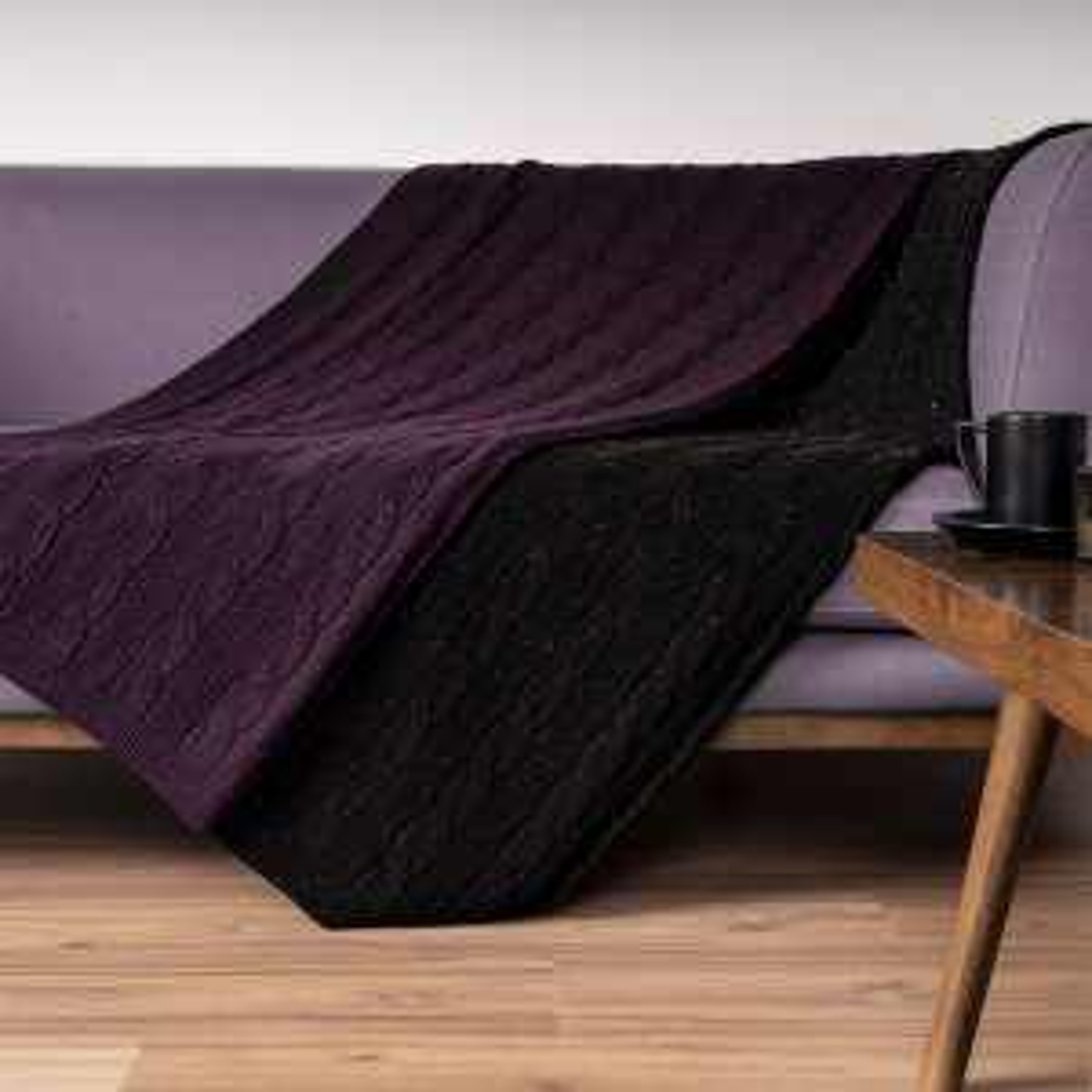 شال مبل مدل درخشان سایز 130x200 سانتیمتر