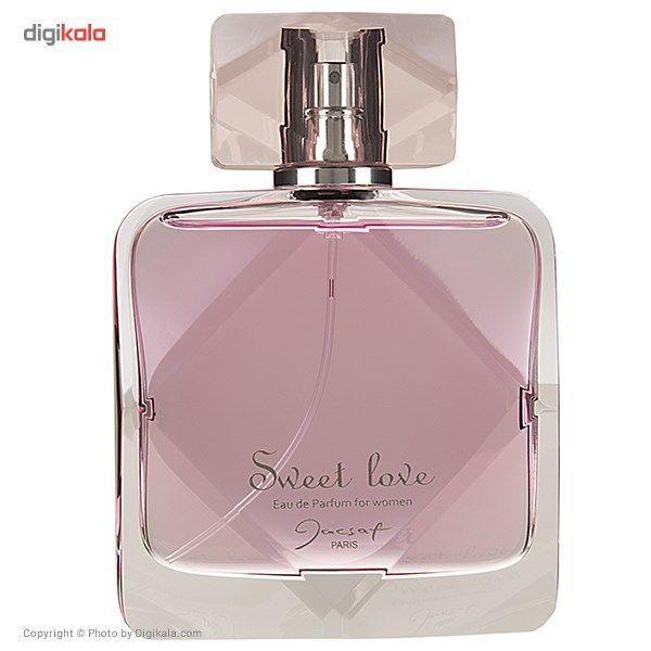 ادو پرفیوم زنانه ژک ساف مدل Sweet Love حجم 100 میلی لیتر main 1 1