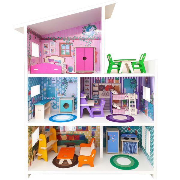 اسباب بازی خانه عروسک کد 211