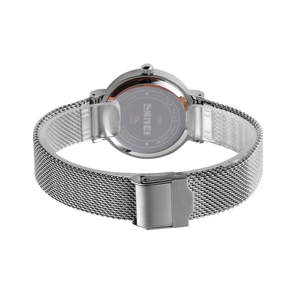 ساعت مچی عقربه ای زنانه اسکمی مدل 1595S              ارزان