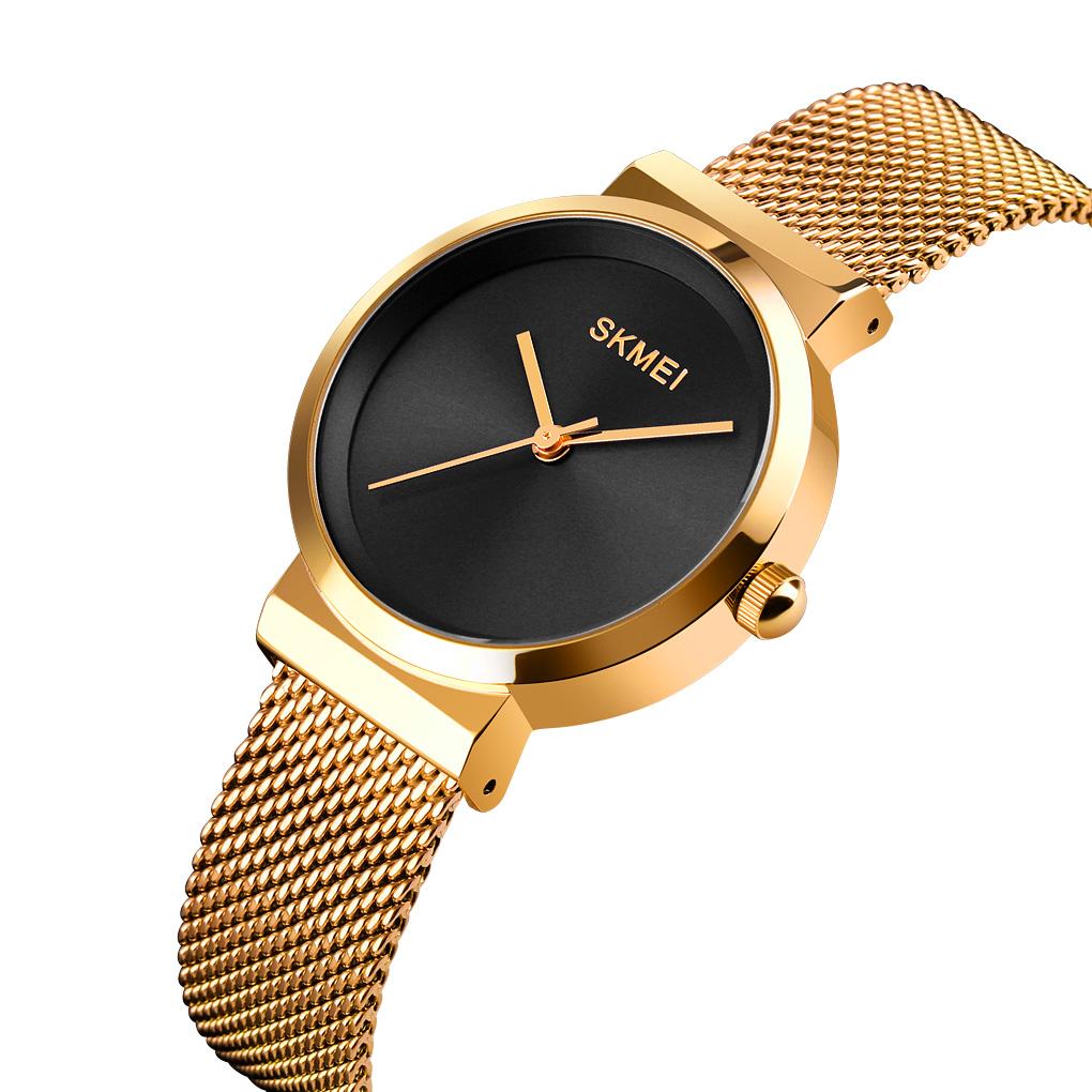 ساعت مچی عقربه ای زنانه اسکمی مدل 1595G              ارزان