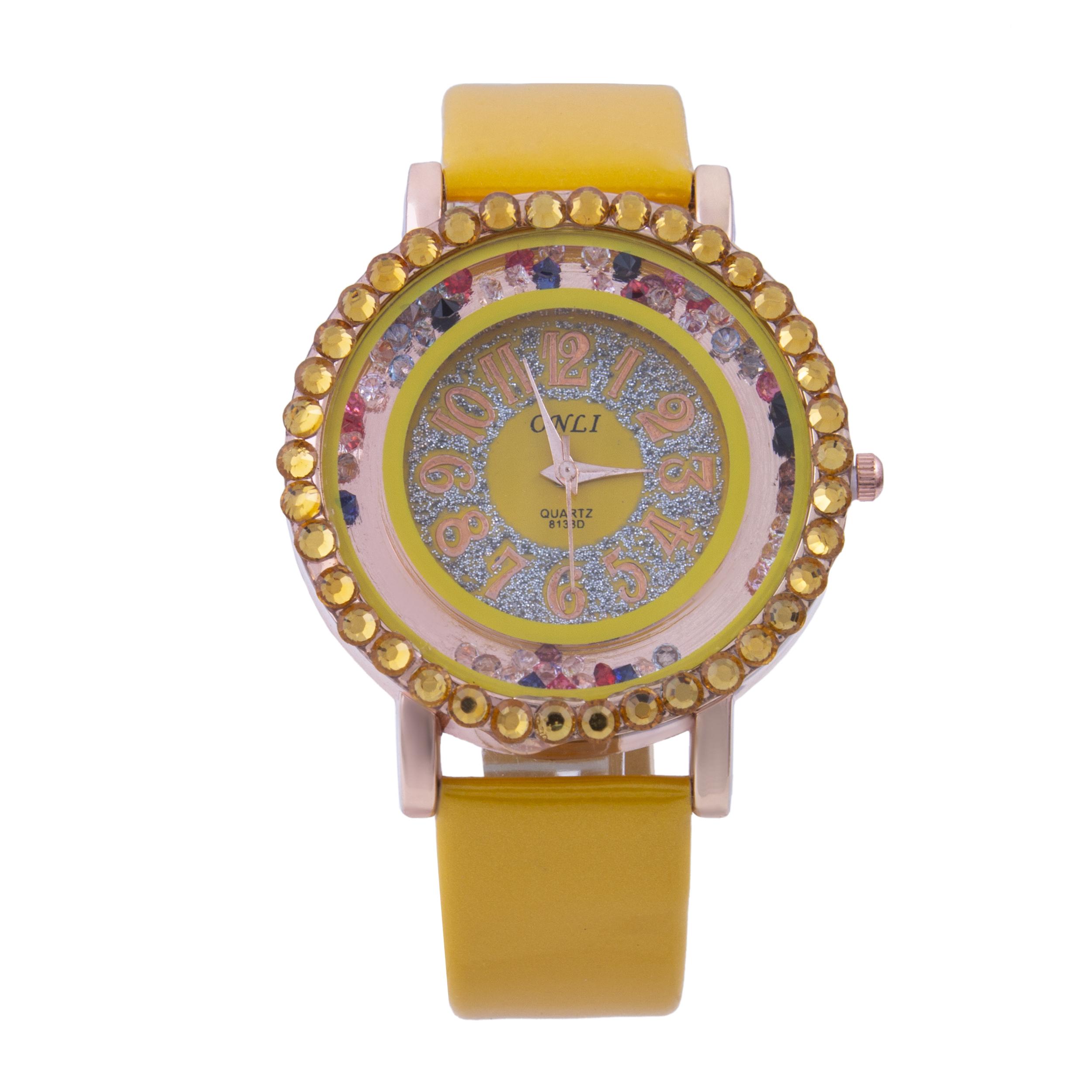 ساعت مچی عقربه ای زنانه کد WHW-047              خرید (⭐️⭐️⭐️)