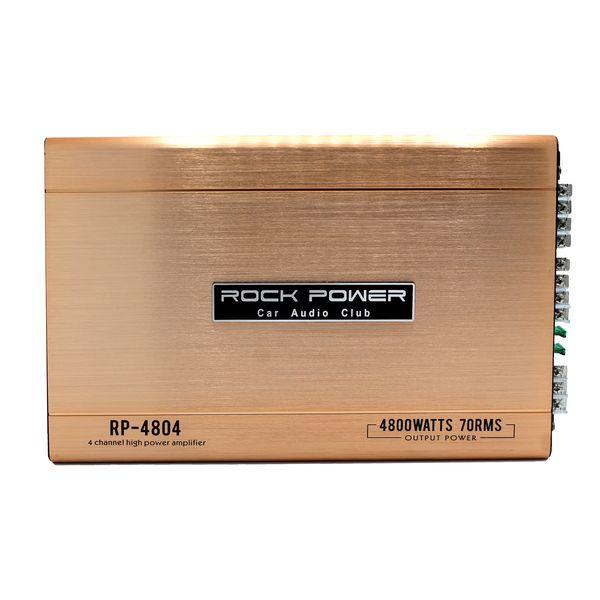 آمپلی فایر خودرو راک پاور مدل RP-4804