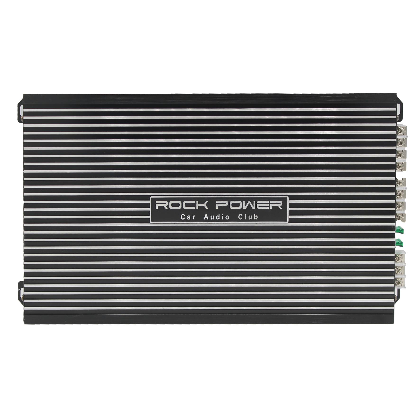 آمپلی فایر خودرو راک پاور مدل RP-6804