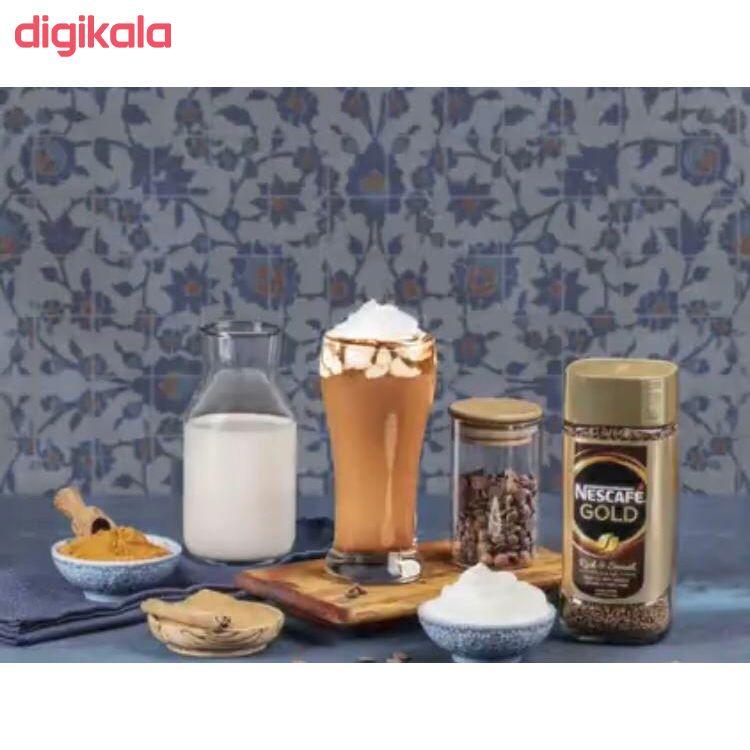قهوه فوری نسکافه گلد - 100 گرم main 1 4