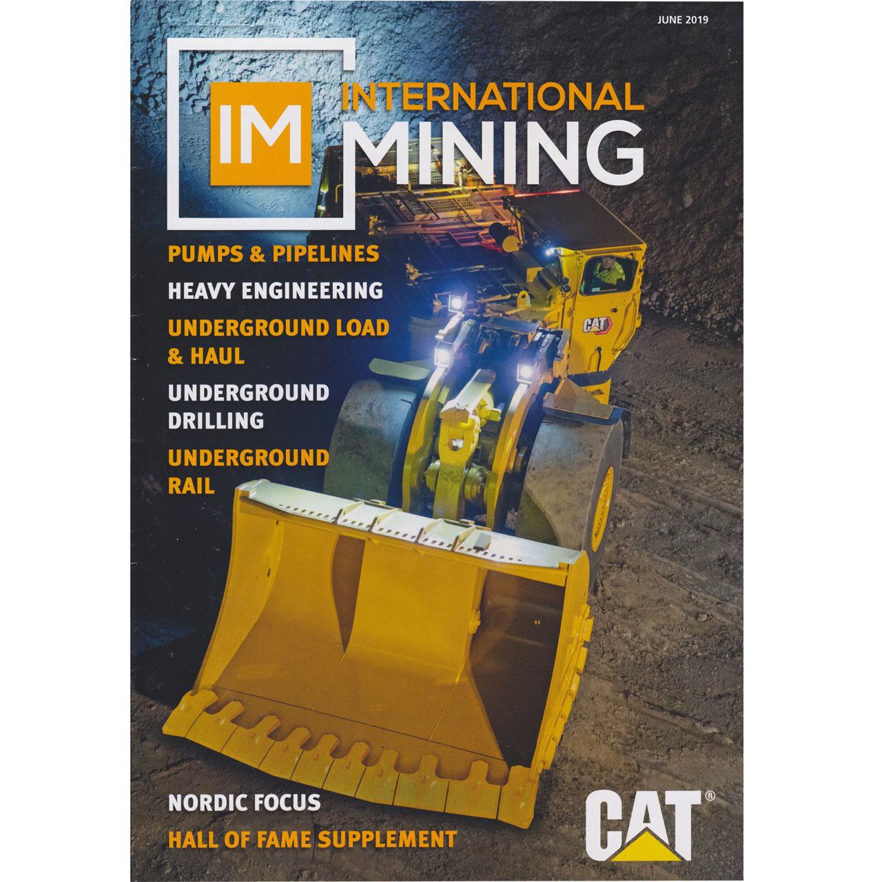 مجله International Mining ژوئن 2019