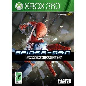بازی Spider-Man-Friend-or-Foe مخصوص xbox 360