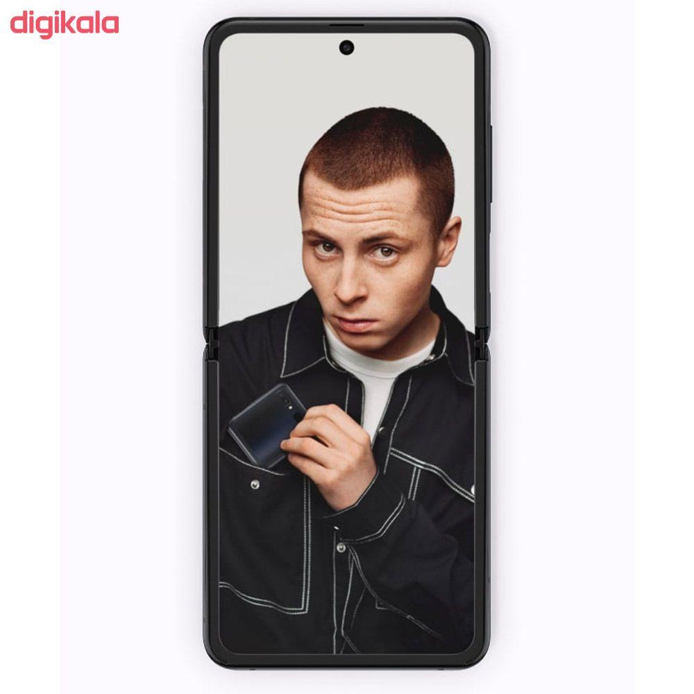 گوشی موبایل سامسونگ مدل Galaxy Z Flip SM-F700F/DS تک سیم کارت ظرفیت 256 گیگابایت main 1 10