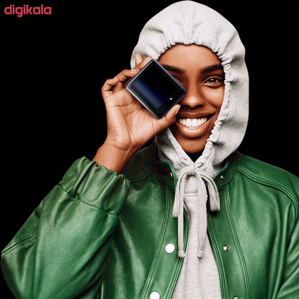 گوشی موبایل سامسونگ مدل Galaxy Z Flip SM-F700F/DS تک سیم کارت ظرفیت 256 گیگابایت main 1 12