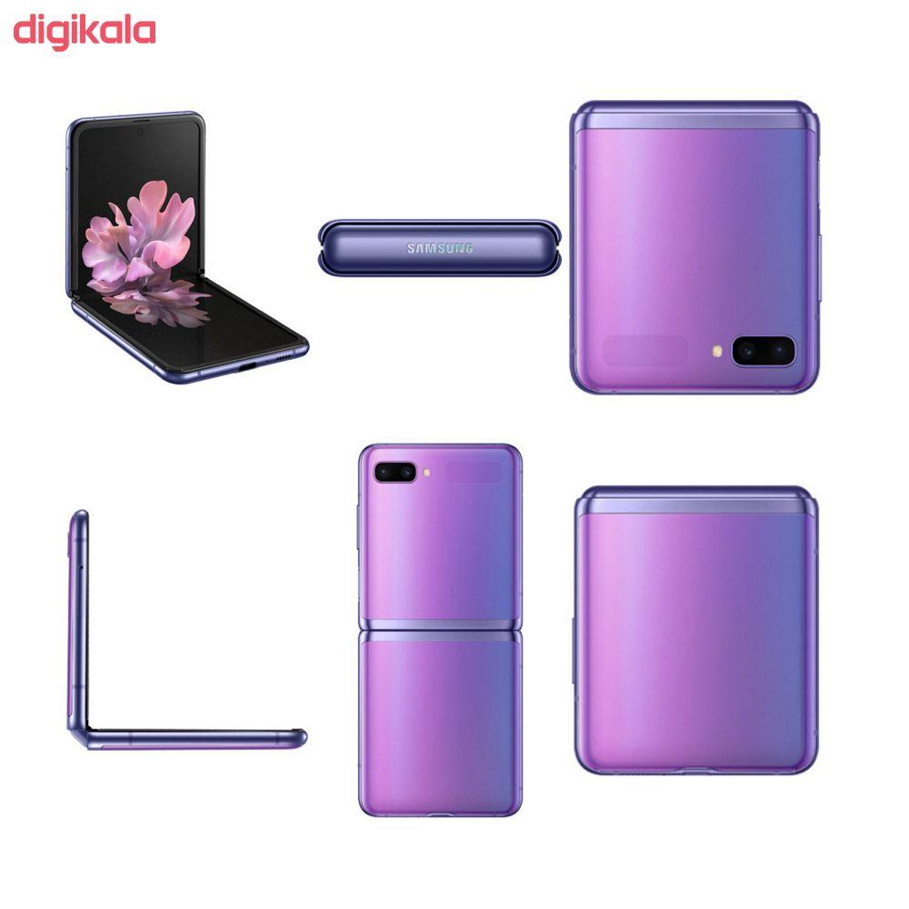 گوشی موبایل سامسونگ مدل Galaxy Z Flip SM-F700F/DS تک سیم کارت ظرفیت 256 گیگابایت main 1 13