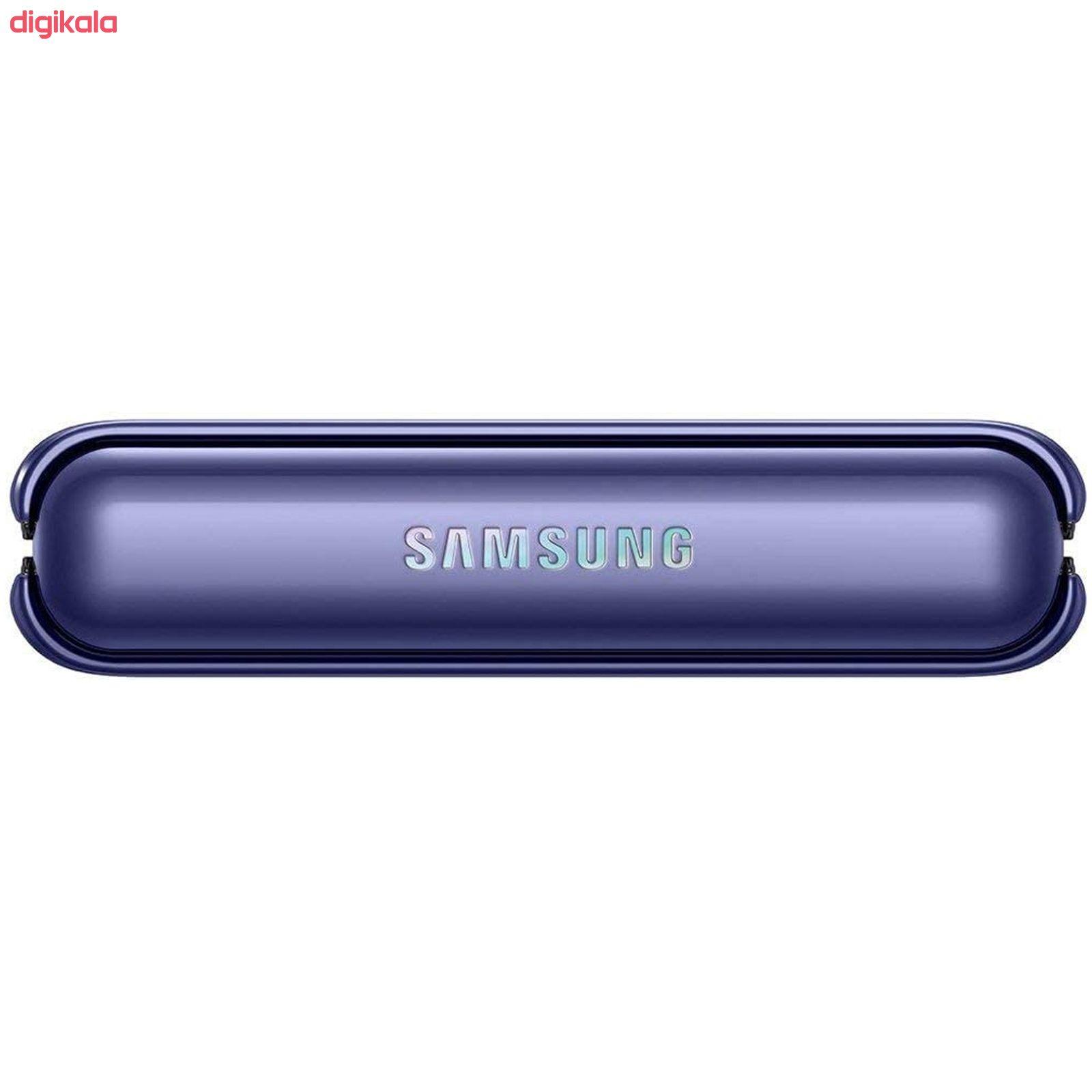 گوشی موبایل سامسونگ مدل Galaxy Z Flip SM-F700F/DS تک سیم کارت ظرفیت 256 گیگابایت main 1 5