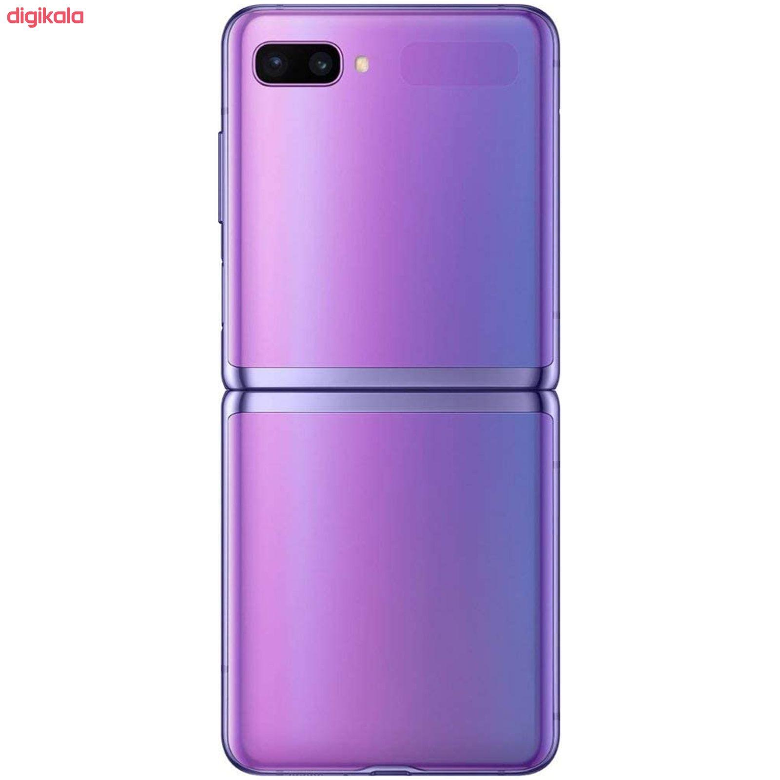 گوشی موبایل سامسونگ مدل Galaxy Z Flip SM-F700F/DS تک سیم کارت ظرفیت 256 گیگابایت main 1 3